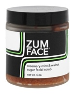 Zum Face Rosemary-Mint and Walnut Sugar Facial Scrub