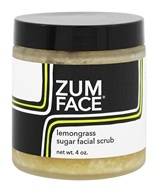 Zum Face Lemongrass Sugar Facial Scrub