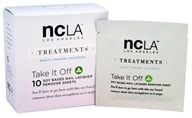Nail Lacquer Soy Based Remover Sheets