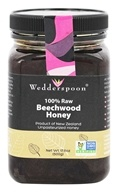 100% Raw Beechwood Honey