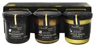 Gold 3 Gourmet Honeys Gift Box 3 x 5.3 oz.