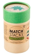Match Stacks Dinosaurs
