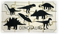 Jigsaw Puzzle Dinosaurs