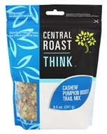 Cashew Pumpkin Boost Trail Mix Think