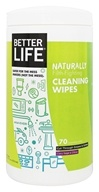Natural All Purpose Cleaning Wipes