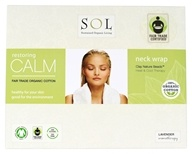 100% Organic Cotton Restoring Calm Neck Wrap