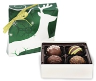 Organic Assorted Truffle Holiday Box
