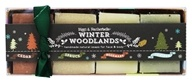 Winter Woodlands Handmade Natural Soap Set