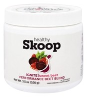 Healthy Skoop - Ignite Performance Beet Blend Sweet Beet - 3.5 oz.