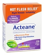 Acteane for Hot Flashes