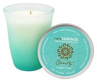 RareEssence - Aromatherapy Spa Candle Clarity Turquoise - 7 oz.