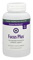 Genoma Nutritionals Fucus Plus