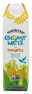 All-Natural Coconut Water RTD with Pineapple