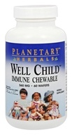 Well Child Immune Chewable