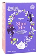 English Tea Shop - Organic Slim Me Tea - 20 Sachet(s) LUCKY PRICE