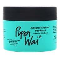 PiperWai - Natural Deodorant - 2 oz.