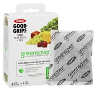 GreenSaver Carbon Filter Refills