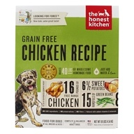 DROPPED: The Honest Kitchen - Force All Natural Grain Free Dog Food Chicken Recipe - 10 lbs.