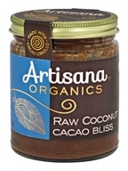 Raw Organic Coconut Cacao Bliss