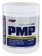 PMP Peak Muscle Performance Pre-Workout Stim-Free