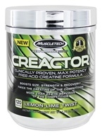 Creactor Creatine Formula Performance Series