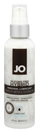 System Jo - Hybrid Personal Lubricant Silicone Free Cooling - 4 oz.