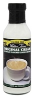 Walden Farms - Naturally Flavored Coffee Creamer Original Cream - 12 oz.