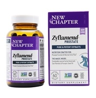New Chapter - Zyflamend Prostate - 60 Liquid Capsules