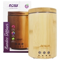 Real Bamboo Ultrasonic Oil Diffuser