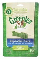 Dental Chews For Dogs Hip and Joint Care Teenie