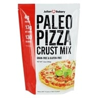 Julian Bakery - Paleo Pizza Crust Mix - 12 oz.