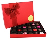 Organic Gourmet Chocolate Gift Box