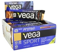 Vega Sport Plant-Based Protein Bars Box