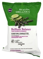 Brilliant Balance with Lavender & Prebiotics Purifying Towlettes