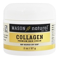 Mason Natural - Collagen Beauty Cream Pear Scent - 2 oz.