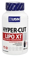 USN Supplements - Body Makeover Series Hyper-Cut Lipo XT - 120 Capsules