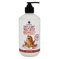 Everyday Coconut Hair and Body Lotion for Babies