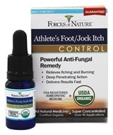 Forces of Nature - Athletes Foot/Jock Itch Control - 11 ml.
