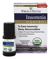 Forces of Nature - Insomnia Control - 11 ml.