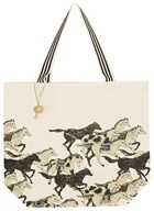 100% Cotton Tote Bag Saddle Up