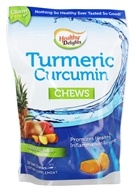 Healthy Delights Turmeric Curcumin Chews