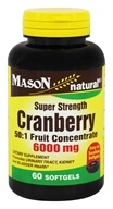 Cranberry Super Strength 50:1 Fruit Concentrate
