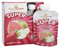 Organic HappySqueeze Super Fruit Snack