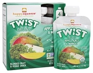 Organic HappySqueeze Twist Fruit Snack