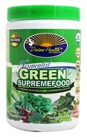 Divine Health - Organic Fermented Green Supremefood - 7.4 oz.
