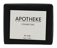 Apotheke - Bar Soap Charcoal - 5 oz.