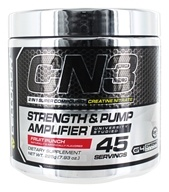 CN3 Strength & Pump Amplifier