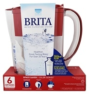 Space Saver Pitcher Water Filtration System