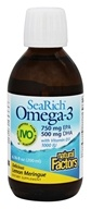 SeaRich Omega-3 750 mg EPA & 500 mg DHA with Vitamin D3