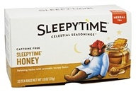 Sleepytime Herbal Tea Caffeine Free